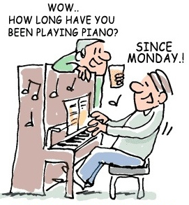 Piano Lessons and Your Success